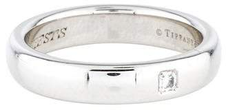 Tiffany & Co. Platinum Wedding Band