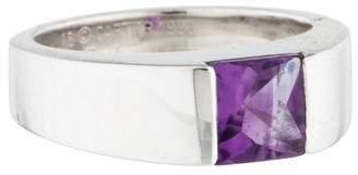 Cartier Amethyst Tank Ring
