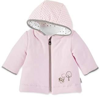 Sterntaler Baby Girls' Kapuzen-Jacke Nicki Waldis Hop Jacket