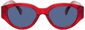 Super Red Drew Mama Sunglasses
