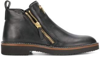 Giuseppe Zanotti Design Austin chelsea boots