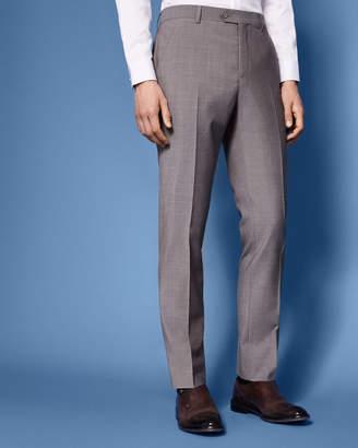 Ted Baker MAHONET Debonair slim wool suit trousers