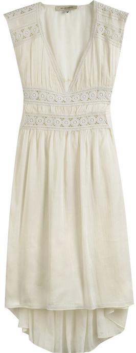 See by Chloé Lace detail dress