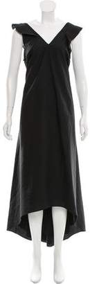 Brunello Cucinelli Sleeveless Evening Dress