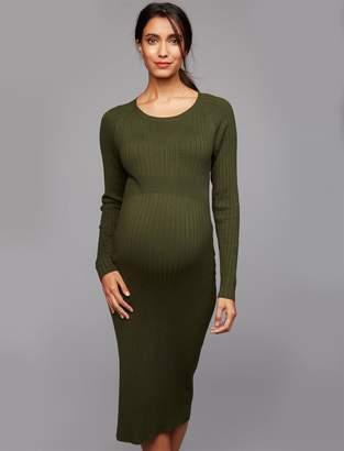 Bodycon Maternity Dress Shopstyle Australia