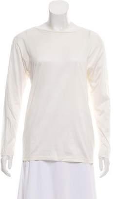 Hermes Long Sleeve Jersey Top