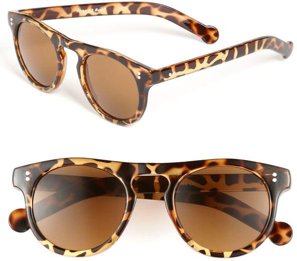 A. J. Morgan A.J. Morgan 47mm Retro Sunglasses