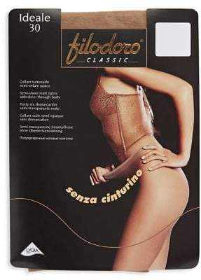 Filodoro Semi-Sheer Tights