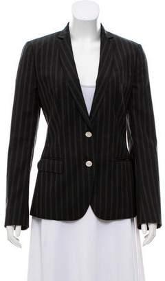 Dolce & Gabbana Structured Wool Blazer