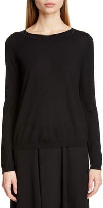 Max Mara Solange Silk & Cashmere Sweater