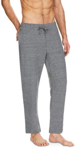 Jockey NEW Weekender knit marle sleep pant Grey Marle