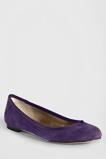Lands' End Women's Emma Classic Ballet Shoes