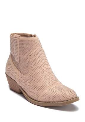 Report Dixie Studded Ankle Bootie