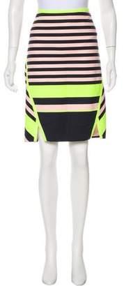 Ted Baker Patterned Knee-Length Skirt