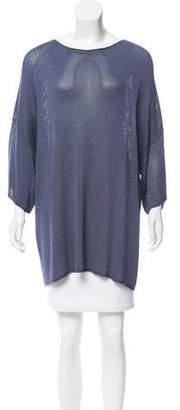 eskandar Oversize Open Knit Sweater w/ Tags