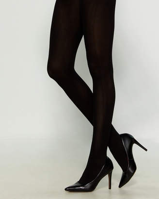 Hanes Curves Blackout Tights