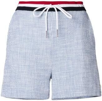 Thom Browne Textured Tweed Shorts