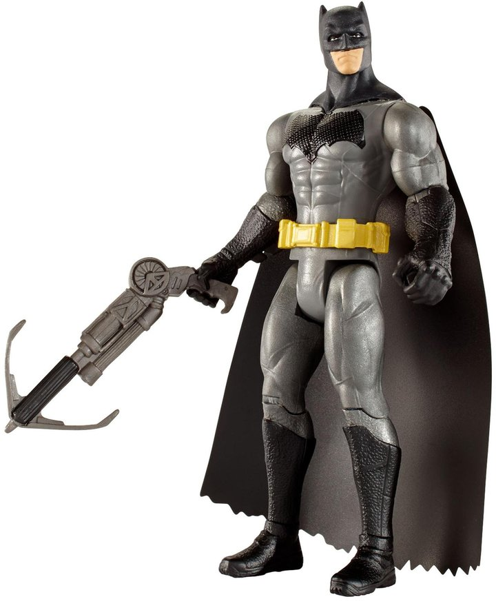 "Batman v Superman: Dawn of Justice Grapnel Blast 6"" Action Figure"