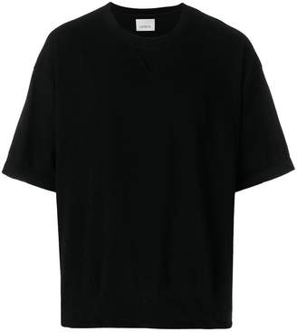 Laneus relaxed fit T-shirt
