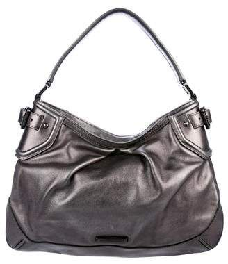 Burberry Leather Handle Bag