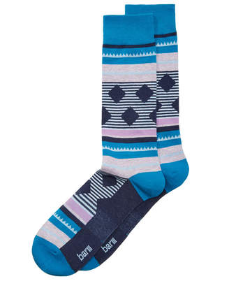 Bar III Men's Fair Isle Socks, Created for Macy's