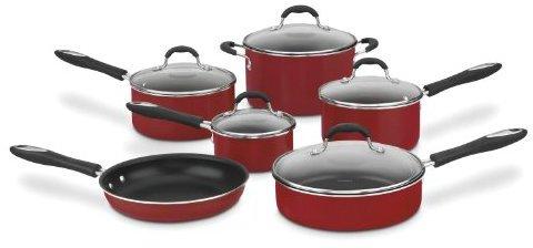 Cuisinart 55-11R Advantage Non-Stick 11pc Cookware Set