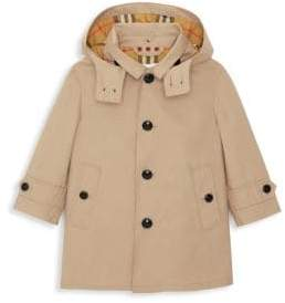 Burberry Baby's& Little Kid's Trench Coat