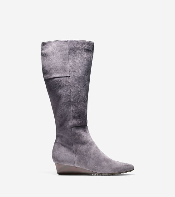 Cole Haan Tali Luxe Boot (40mm) - Extended Calf