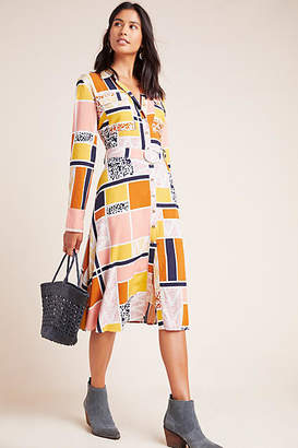 The Odells Nouveau Shirtdress