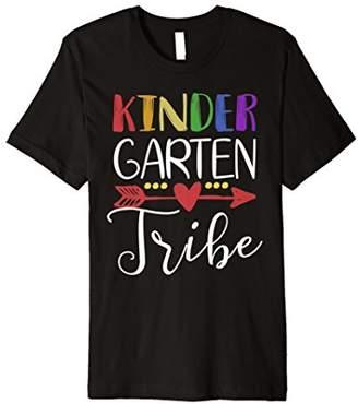 Back to School Team Kindergarten Teacher Tribe School Tshirt