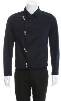 Salvatore Ferragamo Lightweight Toggle Jacket