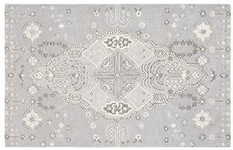 Pottery Barn Kids Isabelle Rug, 5x8', Gray
