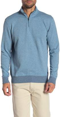 Faherty BRAND Quarter Zip Sweater