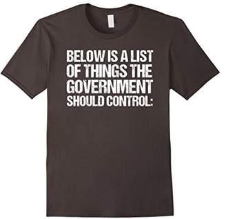 Anarcho Capitalist Shirt for a Libertarian Anarchist Shirt