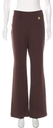 MICHAEL Michael Kors High-Rise Wide-Leg Pants w/ Tags