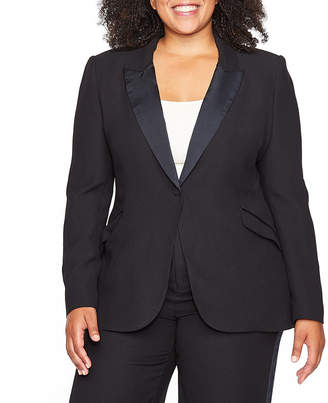 JCPenney TRACEE ELLIS ROSS FOR Tracee Ellis Ross for JCP Heaven Tuxedo Jacket - Plus