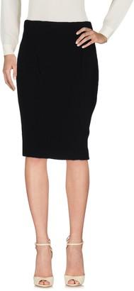 Twin-Set Knee length skirts