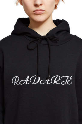 Rodarte Oversize Radarte Los Angeles Paris Hoodie