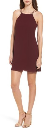 Women's Socialite Pleated Back Slipdress $45 thestylecure.com