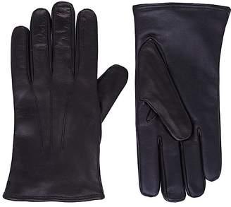 Barneys New York Men's Tech-Smart Gloves