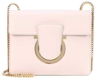 Salvatore Ferragamo Thalia leather shoulder bag