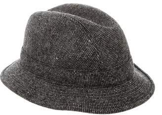 Brooks Brothers Virgin Wool Brimmed Hat w/ Tags
