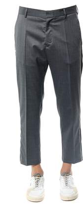 Low Brand Wool Pants With Nylon Inserts
