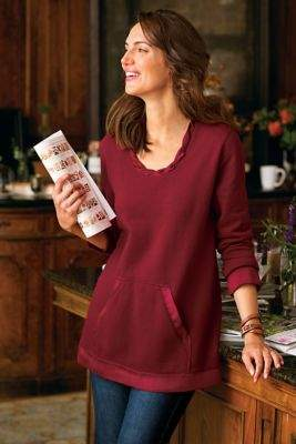 Soft Surroundings Petites Celia Tunic