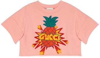 Gucci Children's sweatshirt with pineapple