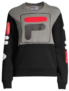 Fila Stacy Fleece Logo Sweatshirt