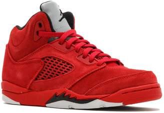 Nike Jordan 5 Retro Ps 602RED/BLACK 12