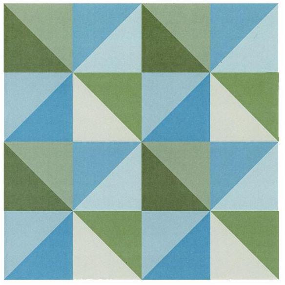 Emma Gardner - pinwheels rugs by emma gardner