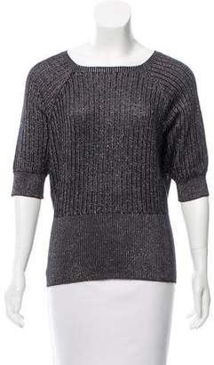 Marc Jacobs Cashmere-Blend Rib-Knit Sweater