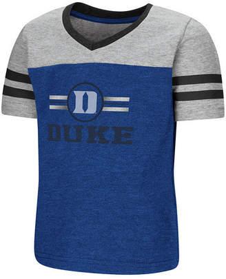 Colosseum Duke Blue Devils Pee Wee T-Shirt, Toddler Girls (2T-4T)